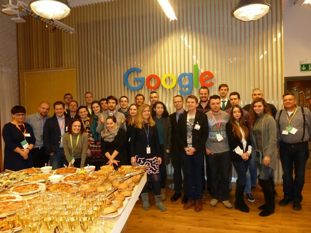 ePPC at Google Certified Trainer Day in Warsaw